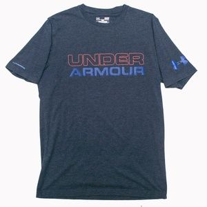 Under Armour Adult T Shirt Adult Size Small
